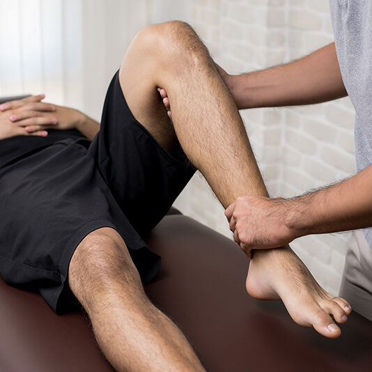 Physical therapist post surgical rehab texas