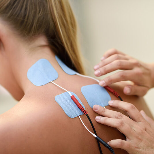 Get Physical Rx Therapeutic Modalities TENS Electro Stimulation