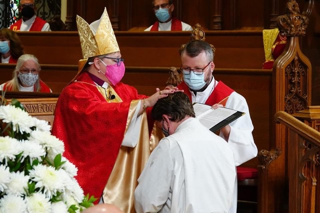 Congratulations to Rev. Rob Duncan