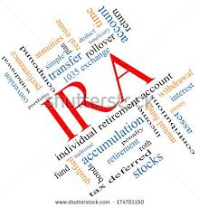 Age 70 1/2?  Consider making charitable contributions from your IRA!