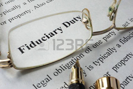 Name Your 401k Plan Fiduciary?