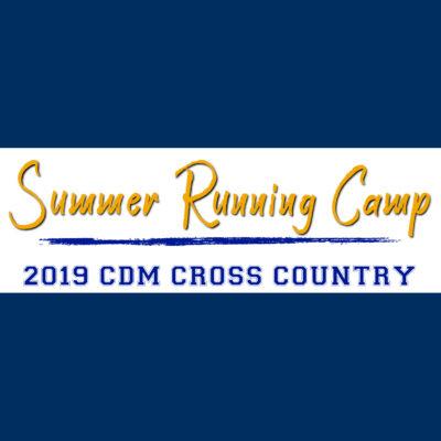 SUMMER RUNNING CAMP HAS STARTED!