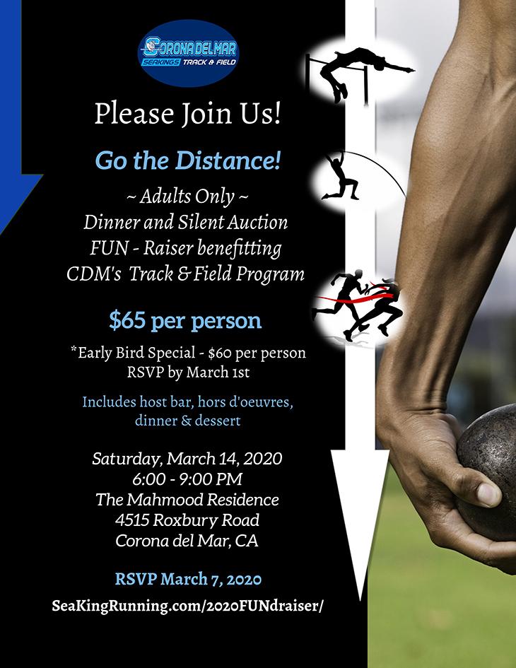 Fundraiser Invitation