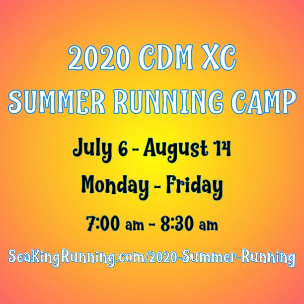 2020 SUMMER RUNNING – CLICK HERE TO START