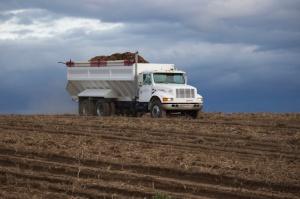 webster potato truck
