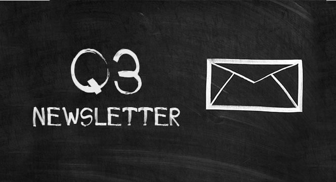 ALBA NEWSLETTER – Q3