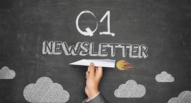 ALBA NEWSLETTER – Q1