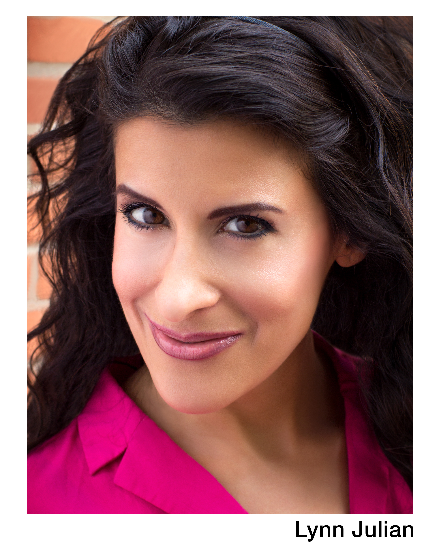 Lynn Julian, Boston Actress, Film Headshot