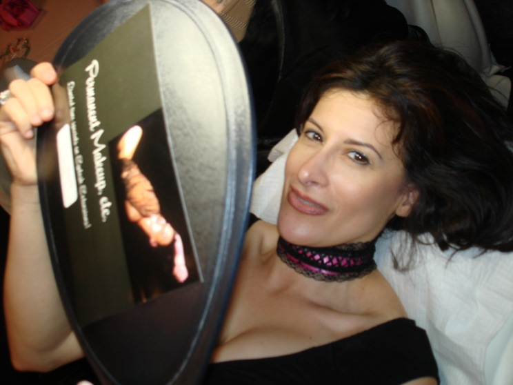 LYNN JULIAN for Permanent Makeup etc at Boston Tattoo Convention in Boston, MA