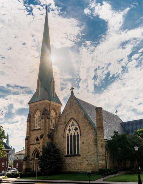 church-downtown-fort-wayne