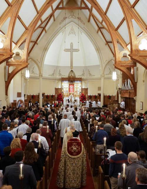 episcopal church service