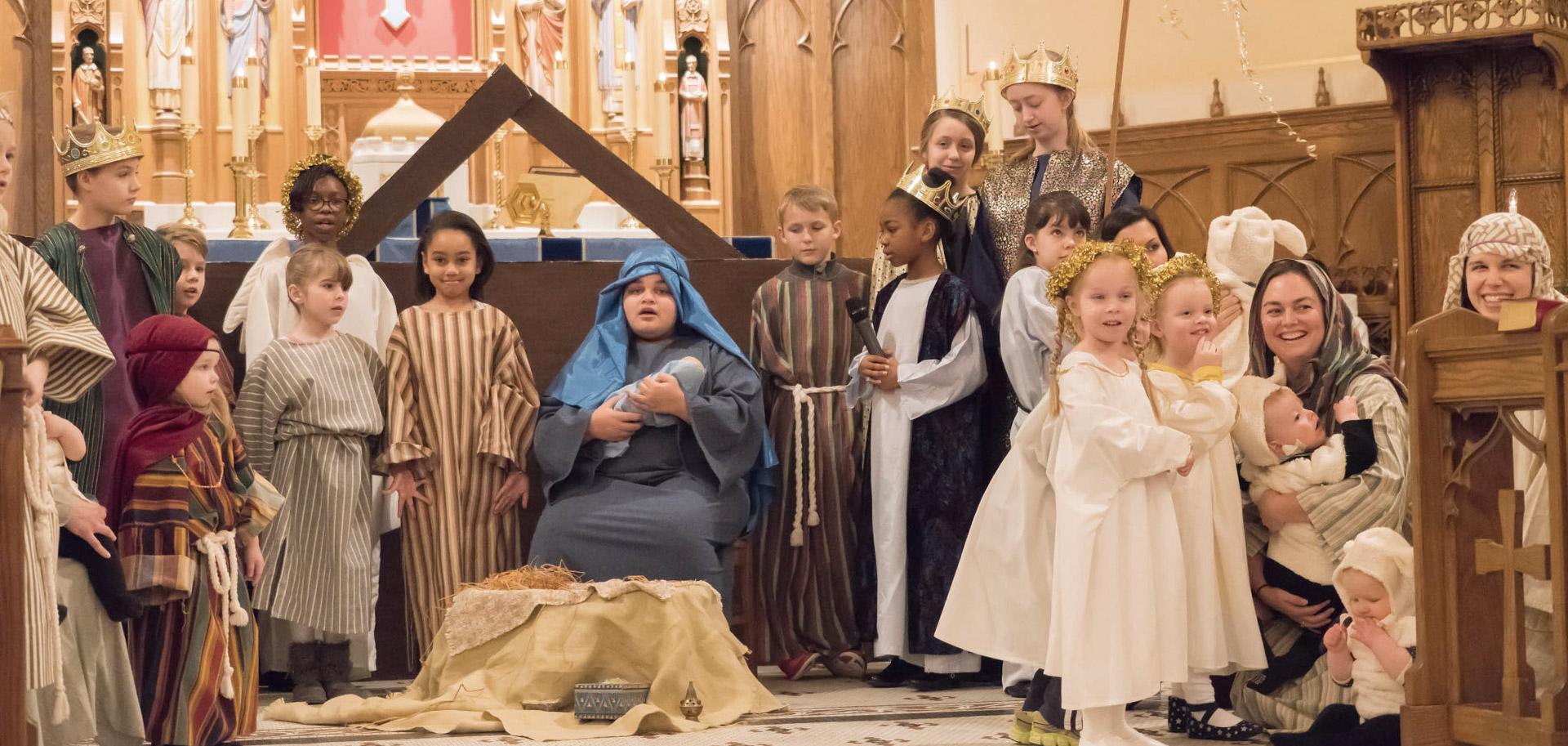 Trinity Episcopal Church Christmas
