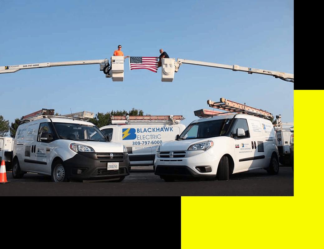 Blackhawk Electric and Generators Inc