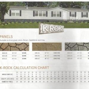 K-Rock Skirting