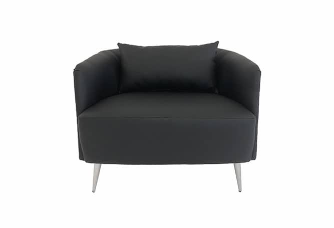 Rees Occasional Chair- Black