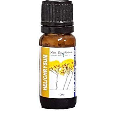 Pure Joy Naturals Helichrysum Essential Oil