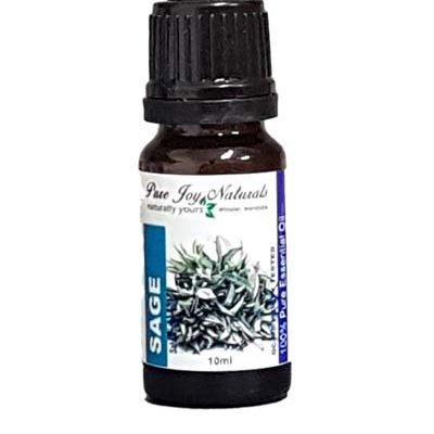 Pure Joy Naturals Sage Essential Oil