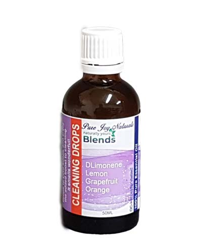 Pure Joy Natural Cleaning Drops