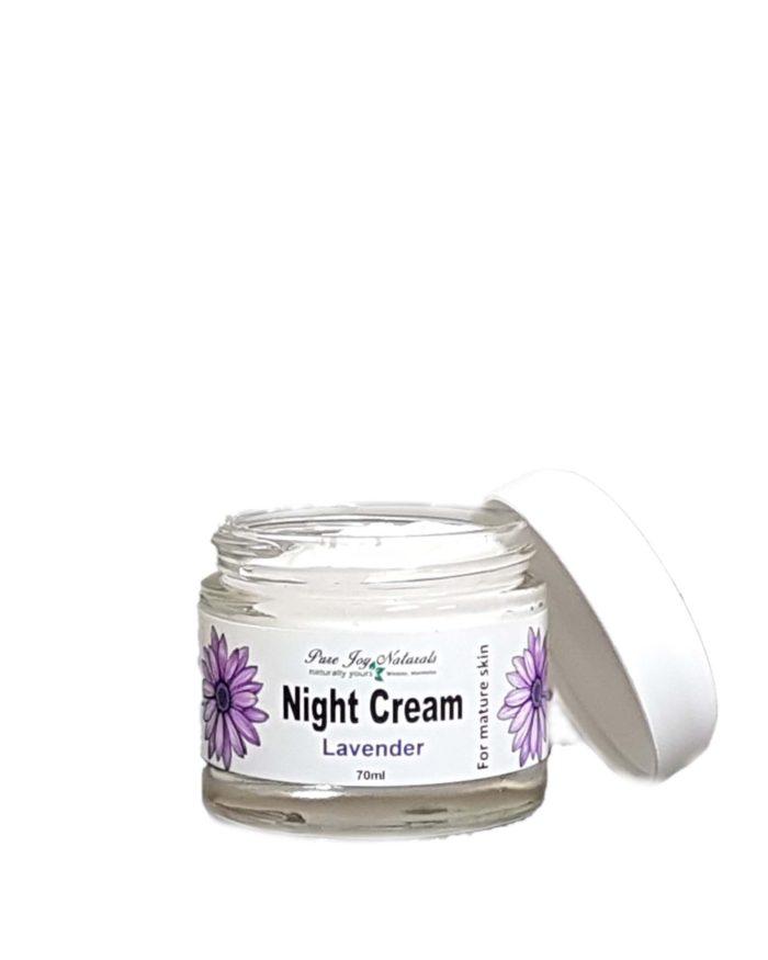 Pure Joy Naturals Night Cream