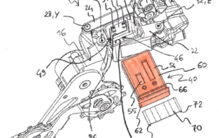 Campagnolo Wireless Shifting Patents