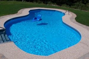 Inground Swimming Pool in Merrimack NH