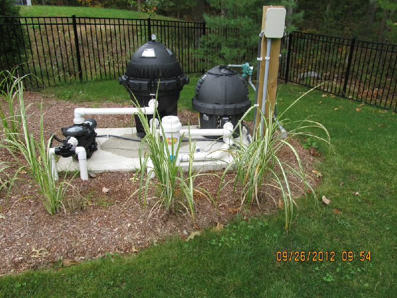Pool Filter Systems in Manchester, NH