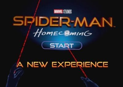 Spider-Man Homecoming VR A New Experience