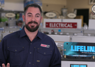 Lifeline Batteries – GiantRV – Case Study