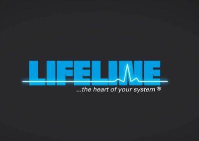 Lifeline Batteries – Logo Motion Graphic