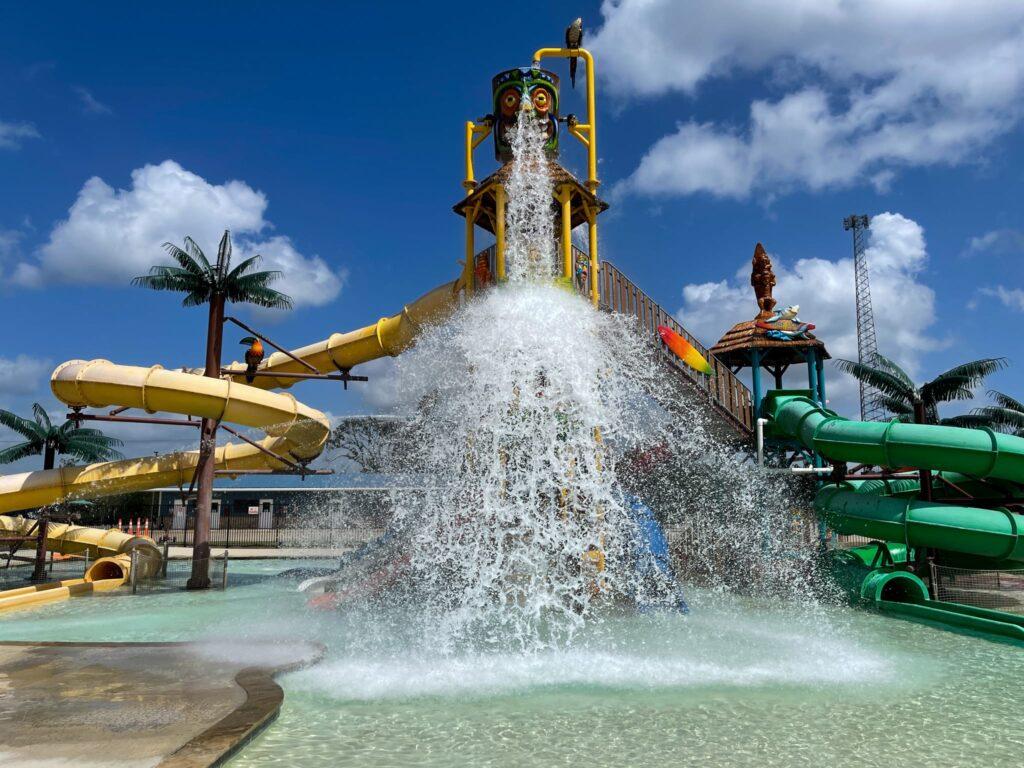 Waterpark Splash