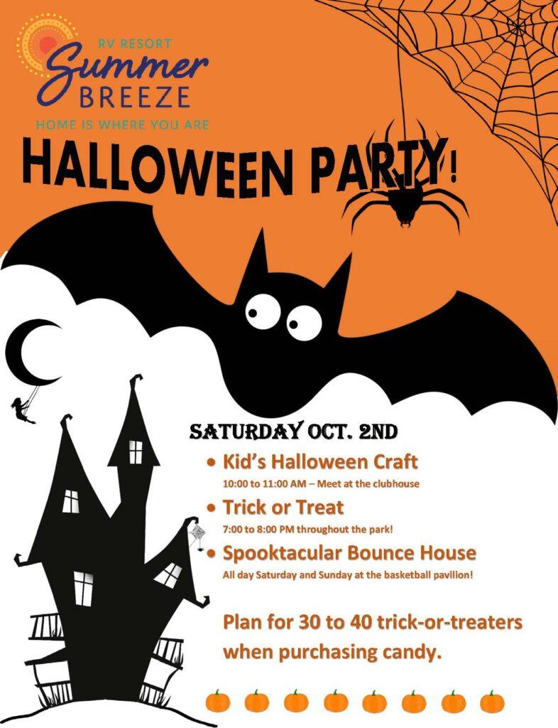 Halloween Flyer 20211002
