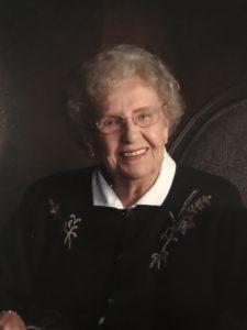Grandma Evelyn