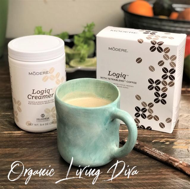 Logiq Coffee and Creamer