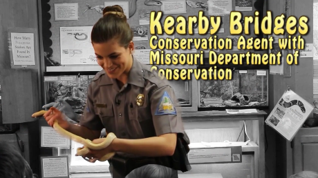 Kids Connection: Missouri Snake Safety and Jungle Josh