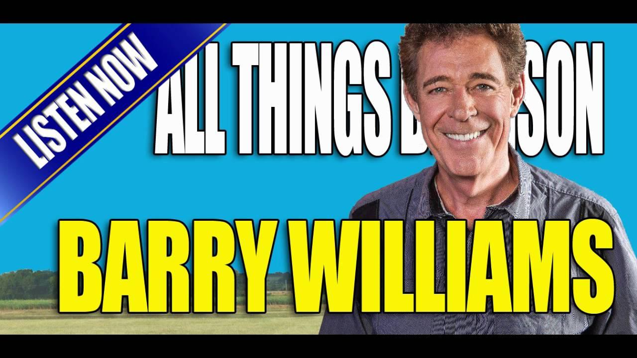 A Very Brady Podcast with Barry Williams AKA Greg Brady (2016)