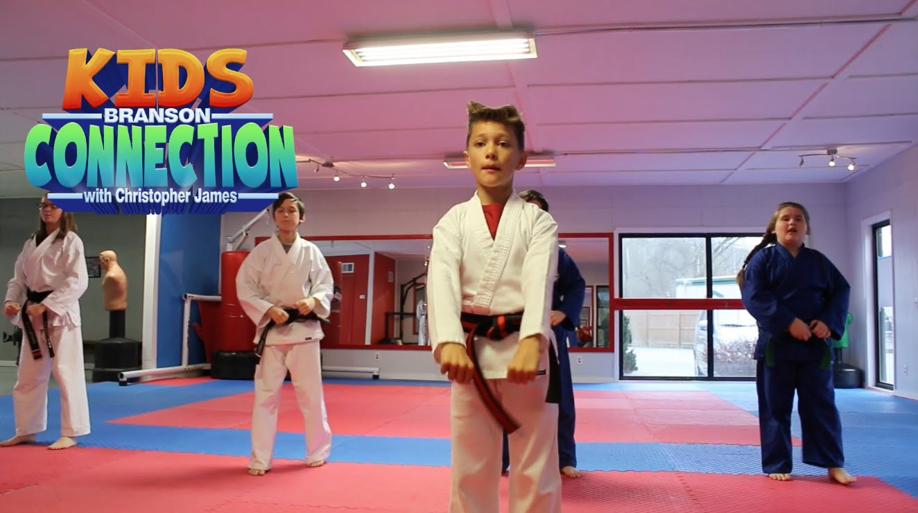 #101 Branson Kids Connection with Impact Martial Arts and Timothy Haygood (2016)