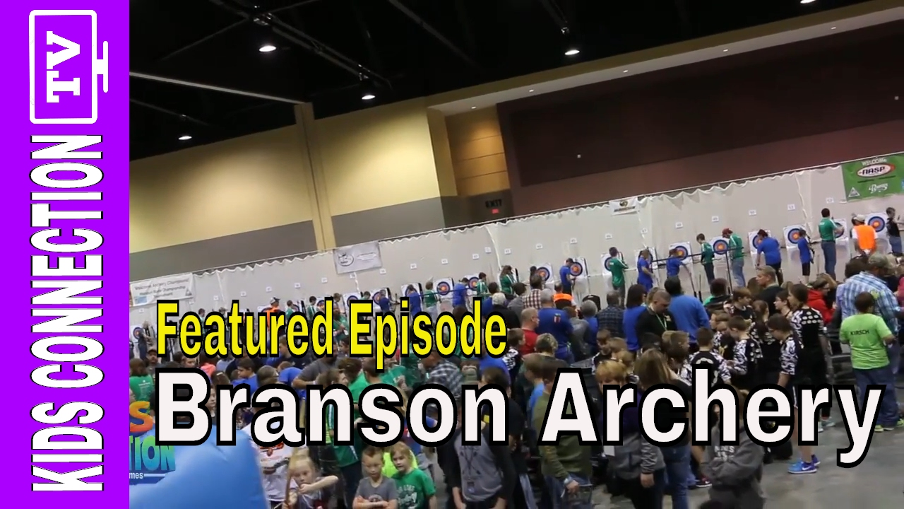 Branson Archery Competition, Animal Tales, and The Showboat Branson Belle