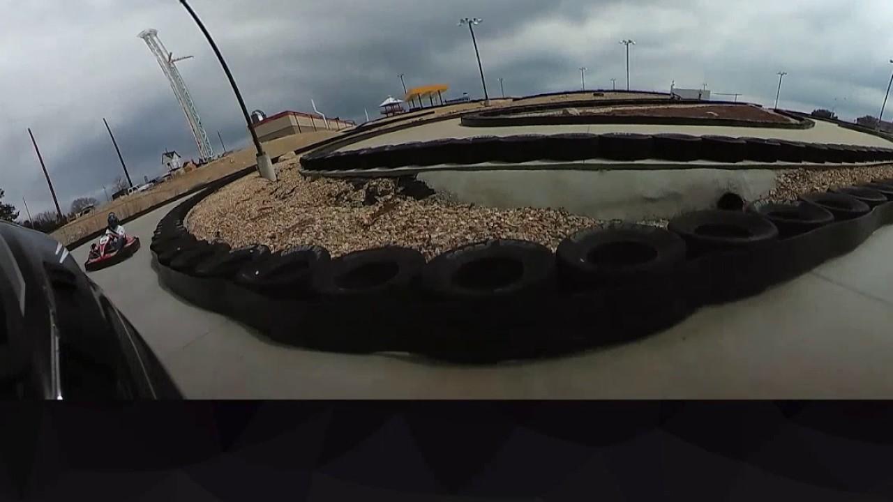 360 Xtreme Racing Fast Go Kart Ride In Branson Missouri
