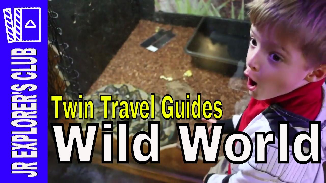 FEATURED VIDEO: Wild World in Branson Missouri on Explorer's Club – [Video]