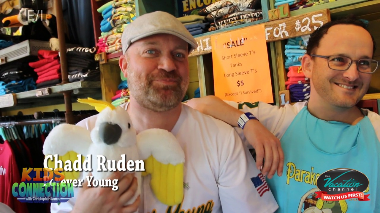FEATURED VIDEO: Forever Young in Branson at Parakeet Pete's Waterfront Zipline – [Video]