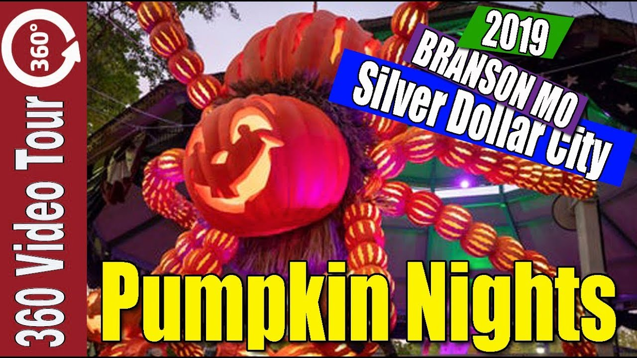 Featured Video: VR 360 Pumpkin Nights at Silver Dollar City (2019)