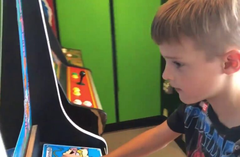 Featured Video: 1984 Branson Video Arcade
