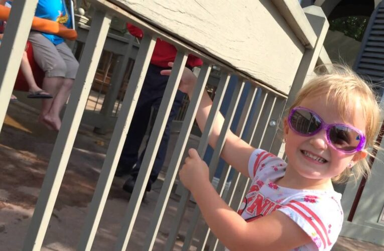 Featured Video: Silver Dollar City Fireman's Landing with The Funny Hyper Magic Kids (2015)