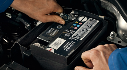 Battery & Lubricants