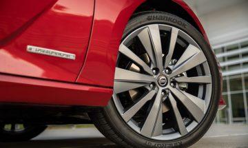 Hankook Tire Adds Nissan Altima to Growing OE Portfolio