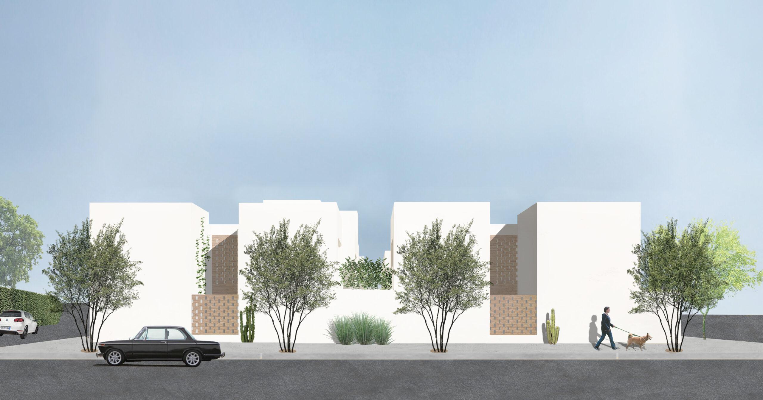 west-facade