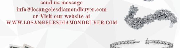 SELLING DIAMONDS AND JEWELRY: CASH OR CONSIGNMENT