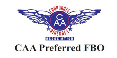 CAA Preferred FBO Logo