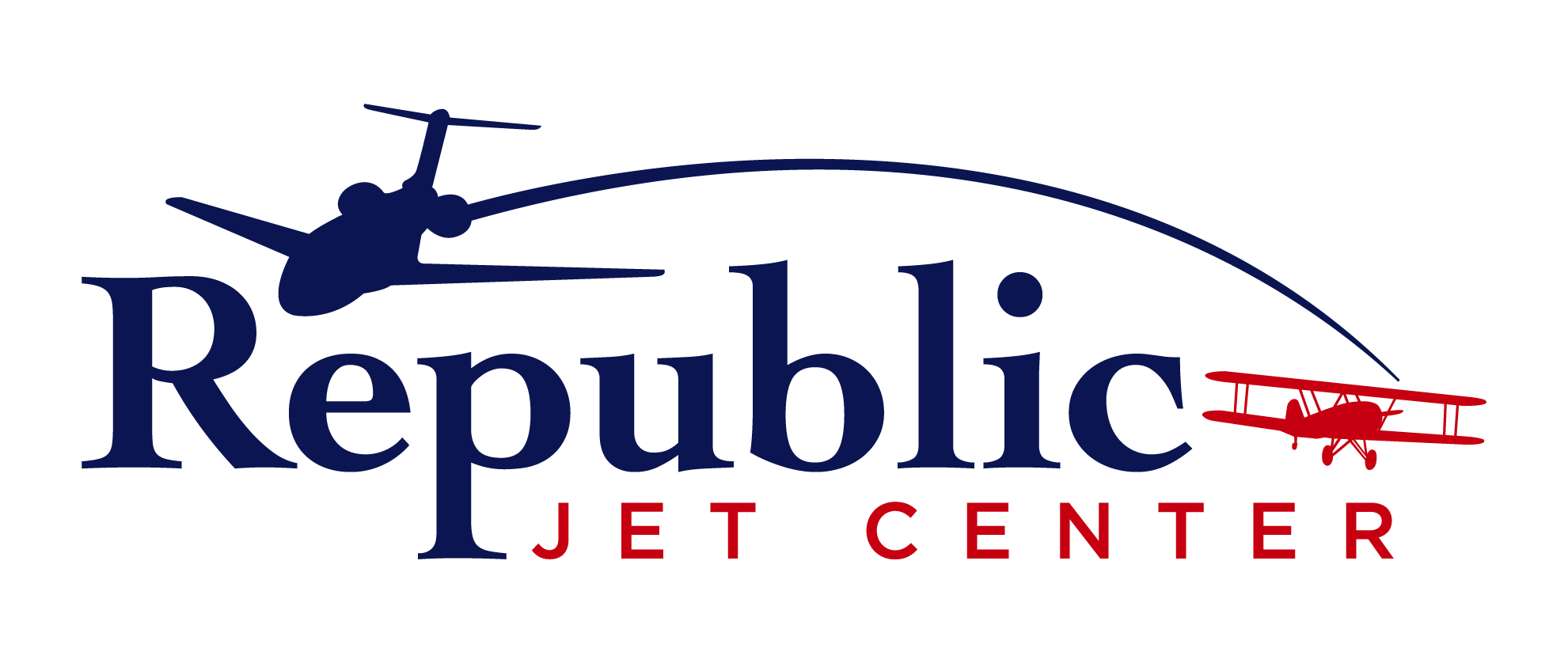 Republic Jet Center Logo