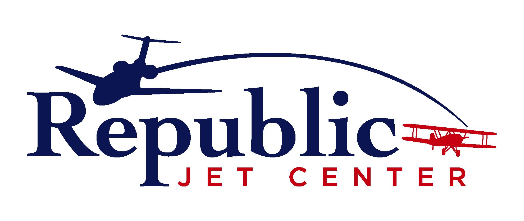 Republic Jet Center Logo